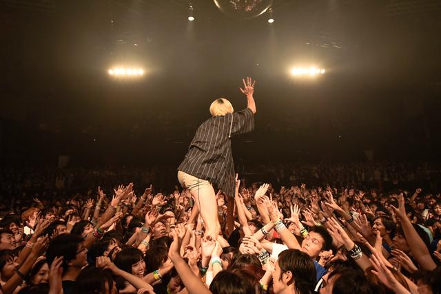 グッドモーニングアメリカ(Photo by Takahiro Kugino)