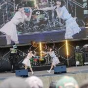 でんぱ組「藤咲彩音」と妄キャリ「星野にぁ」のユニット「ニァピン」