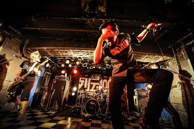 怒髪天(Photo by 釘野孝宏)