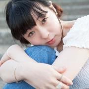 平賀さち枝、2ndアルバム「まっしろな気持ちで会いに行くだけ」 / 撮影:カトウキギ