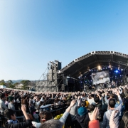 ハウステンボス ニューイヤースペシャルライブ2017の様子 (photo by Daisuke Sakai [FYD inc.])