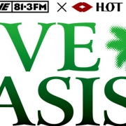 J-WAVE×HOT STUFF「LIVE OASIS」
