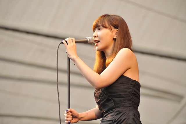 土岐麻子(PHOTO:TEAM LIGHTSOME)