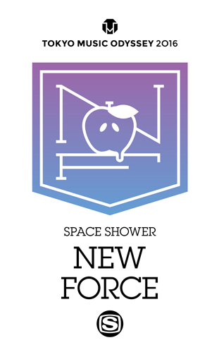 SPACE SHOWER NEW FORCE vol.2