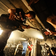 THE BACK HORN(Photo by 釘野孝宏)