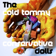 The cold tommy、1stフルアルバム「conservative dolls」